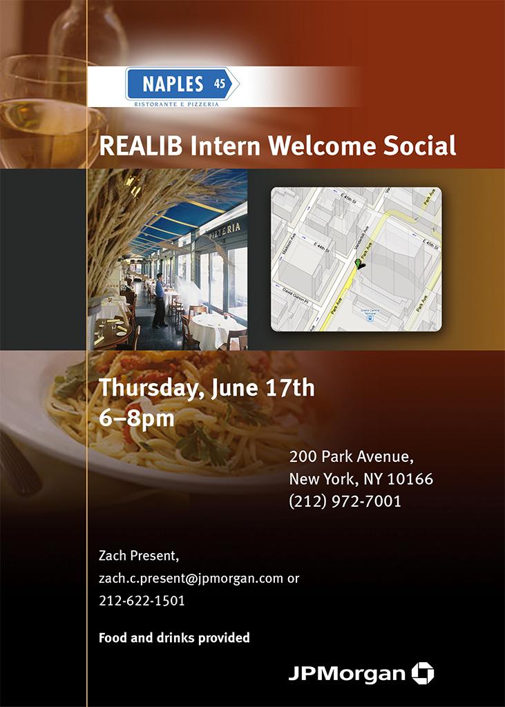 REALIB Intern Invite – Gerber