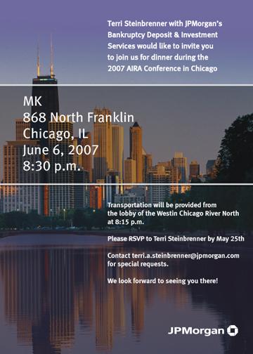 ARIA Conference Chicago invite