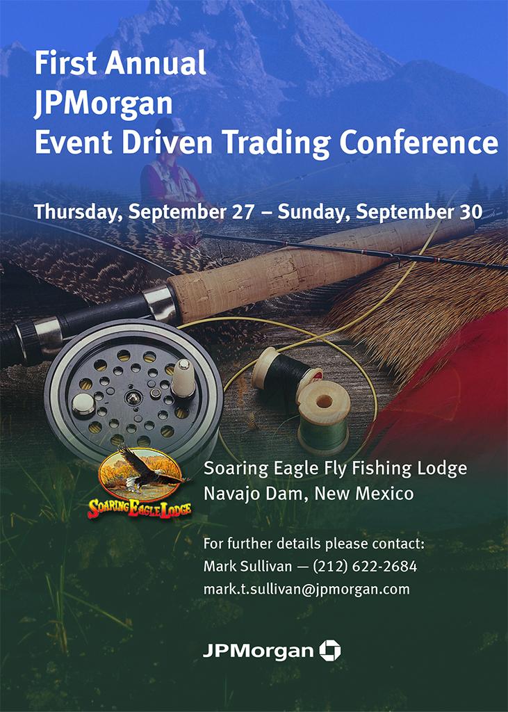 Event Driven Conference Invite